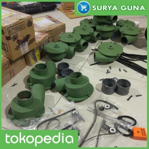 Foto Produk Alkon Modifikasi Pompa Air Modifikasi Impeller Alkon dari SuryaGuna