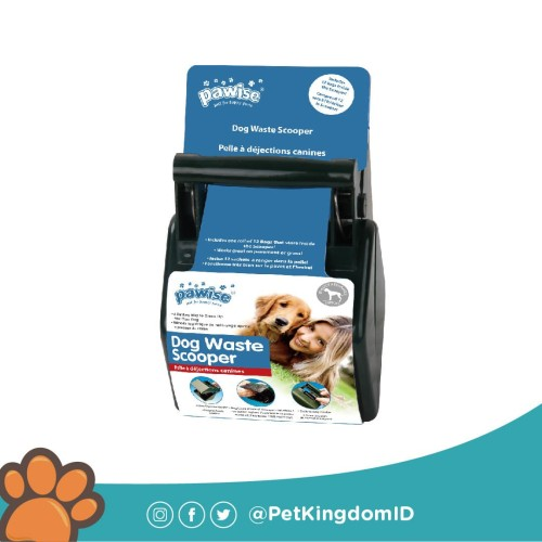Foto Produk DOG WASTE SCOOPER 13.5X16CM dari Pet Kingdom