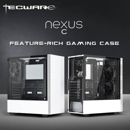 Foto Produk Tecware Nexus C Case - White - Putih dari perfect comp