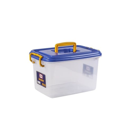 Foto Produk Shinpo SIP 133-2 Handy Container Box Dgn Handle CB 15 liter (by Gojek) dari Gold Tj Online