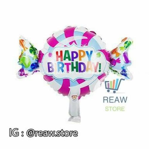 Foto Produk Balon Foil Permen dari SRI RATU