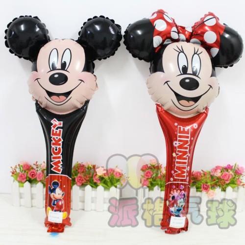 Foto Produk Balon Foil Pentungan Mickey / Minnie dari SRI RATU