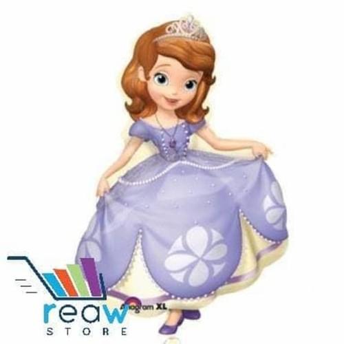 Foto Produk Balon Foil Princess Sofia / Putri Sofia dari SRI RATU
