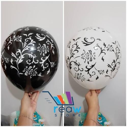Foto Produk Balon Latex Batik / Corak Batik dari SRI RATU