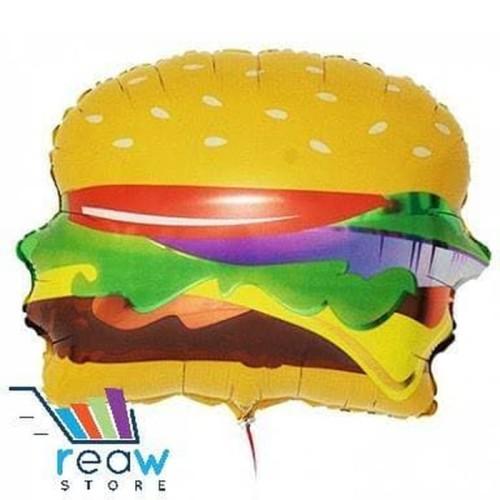 Foto Produk Balon Foil Hamburger dari SRI RATU