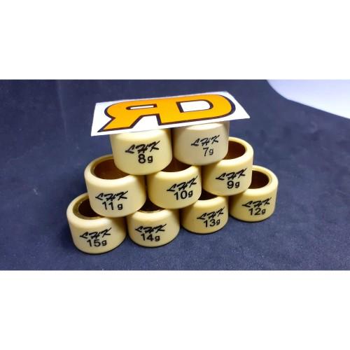 Foto Produk Roller LHK PCX Vario 125 / 150 - 14 gram dari RD Matic Shop