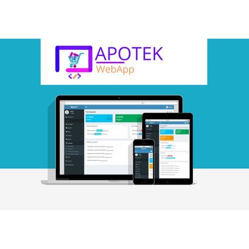 Foto Produk Source Code Software Aplikasi Apotek PHP Codeigniter Berbasis Web dari Your IT Store