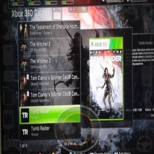Foto Produk Xbox 360 RGH Corona 4GB internal 160gb dari dpopshop