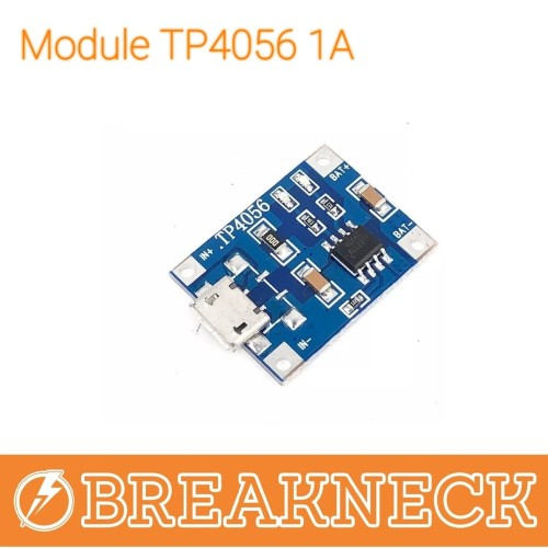 Foto Produk TP4056 Module Charging Board dari Breakneck