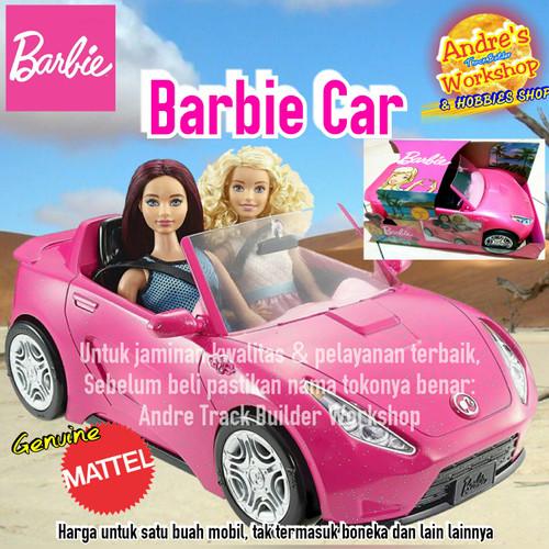 Foto Produk Barbie Car ori Mattel Mobil Barbie original luxury car dari AndreTrackBuilderWorkshp