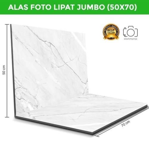 Foto Produk Alas Foto Lipat Jumbo 70x50 cm / Background Foto Lipat Besar (MLJ-02) dari alasfotoprops