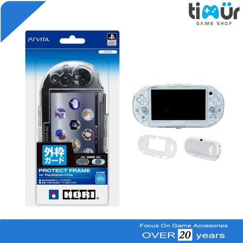 Foto Produk Mika Transparan Crystal Hard Case PSVita PS Vita Slim 2000 dari Timur Game Shop