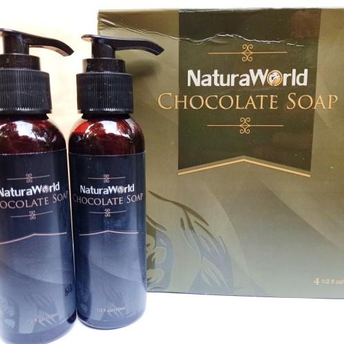 Foto Produk Sabun Chocolate/ chocolate soap/ natura world dari zailmun -shop