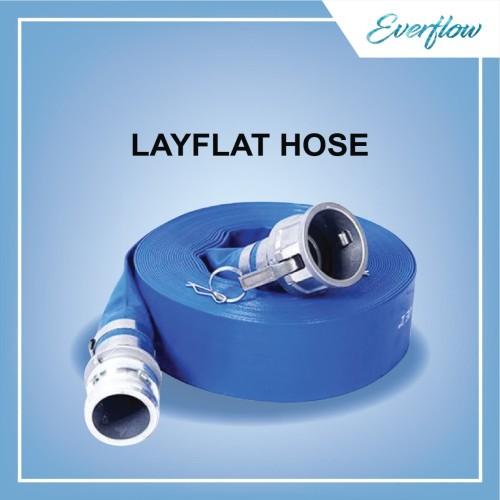 Foto Produk Selang Irigasi Kemanflex Lay Flat 2,5 inch dari Toko Everflow