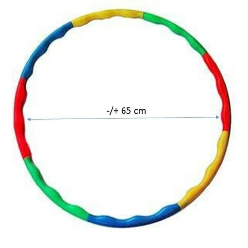 Foto Produk hula hoop hola hop alat olahraga mainan anak & dewasa hula hup dari Howell toys