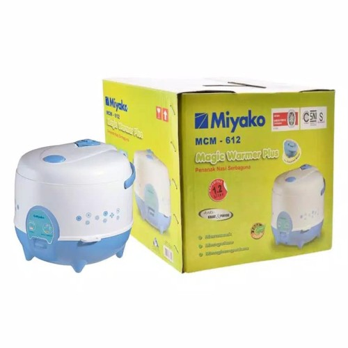 Foto Produk rice cooker/ magic com MIYAKO mcm 612 3in1 dari sini grosir