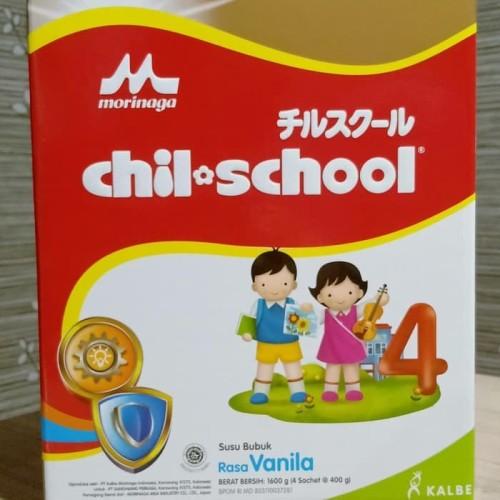 Foto Produk Chilschool Vanila 1600 gr dari Toko Susu Si Kembar