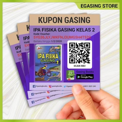 Foto Produk Kupon Gasing eBook Fisika Gasing SMP Kelas 2 dari EGASING STORE