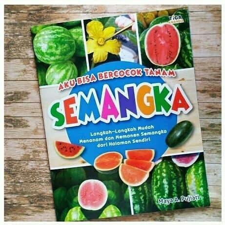 Foto Produk Buku Cara Menanam Semangka untuk Anak dan Remaja dari Taman Lestari