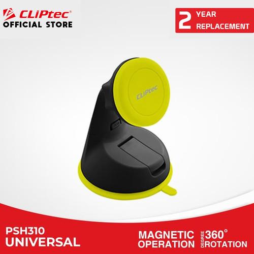 Foto Produk CLIPtec PSH310 - Universal Magnetic | Handphone Car Holder Promo Murah - Black dari CLIPTEC OFFICIAL STORE