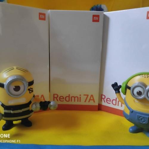 Foto Produk xiaomi redmi 7a garansi resmi ram 2 dan 16 gb dari JUMB0CELL
