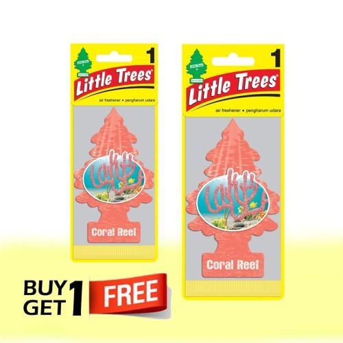 Foto Produk BUY 1 GET 1 FREE Little Trees Coral Reef dari LITTLE TREES INDONESIA