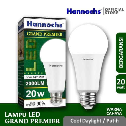 Foto Produk Hannochs - Lampu LED Grand Premier - 20 watt - cahaya Putih dari Hannochs Official Store