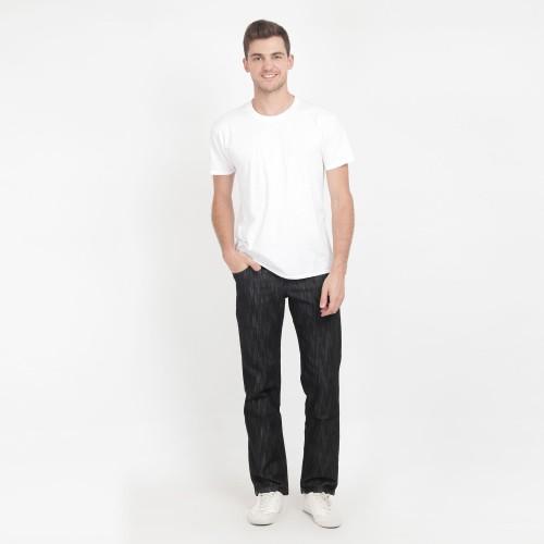 Foto Produk Papperdine 007 Black Regular Fit Celana Panjang Jeans Pria - 30 dari Papperdine Jeans
