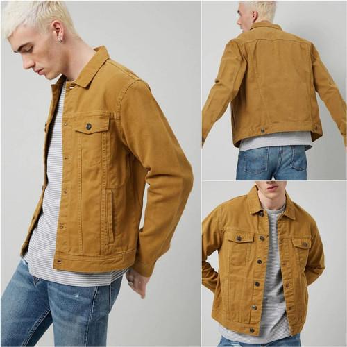 Foto Produk Jaket Jeans Pria Keren - Distro Denim Terbaru - Jacket Motor Bandung dari PAYU PRODUCT