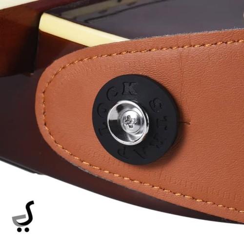 Foto Produk Karet Strap Lock Gitar Safety Strap Rubber Pengunci Pengaman SL-08 dari BRANDOS