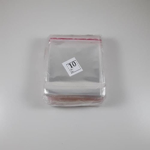 Foto Produk Plastik OPP Seal / Plastik Souvenir, Undangan, Makanan Uk 10 x 10 cm dari Favory Shop