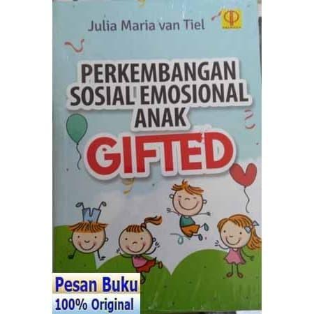 Foto Produk Buku Perkembangan Sosial Emosional Anak Gifted - Julia Maria Van Tiel dari pesan buku