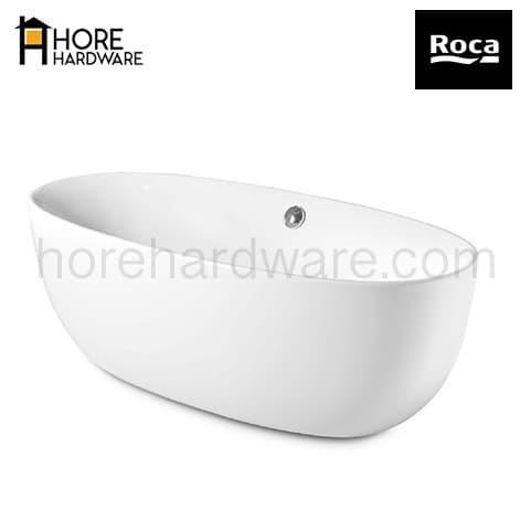 Foto Produk ROCA Virginia Oval Standing Bathtub / Bak Mandi / Bath Tub A24T452001 dari HORE Hardware