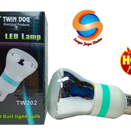 Foto Produk Lampu tidur LED ball BULD 7 warna new series dari surya jaya electro
