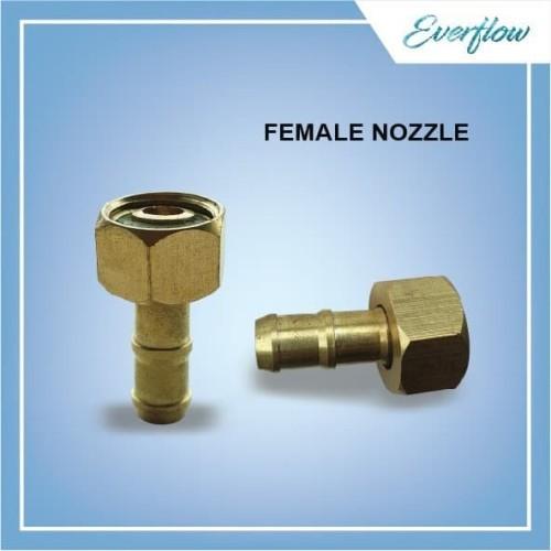 Foto Produk Coupler Sambungan Selang Kompresor Kemanflex Female dari Toko Everflow