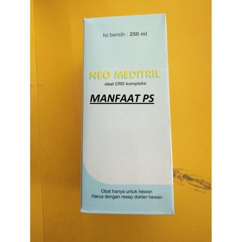 Foto Produk NEO MEDITRIL 250 ml obat CRD kompleks produksi medion dari manfaat ps