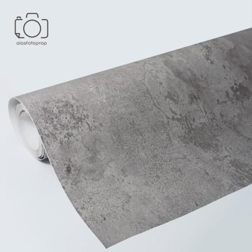 Foto Produk Background Foto Semen 60x100cm / Alas Foto PVC Waterproof Decosheet dari alasfotoprops