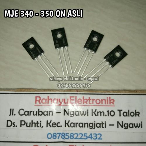 Foto Produk MJE 340 - 350 ASLI dari Rahayu Elektro dan Sound
