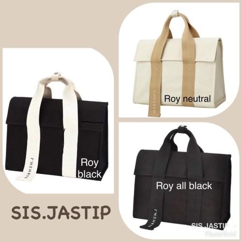 Foto Produk Marhen J Roy Black,All black,neutral - Neutral dari SIS_JASTIP