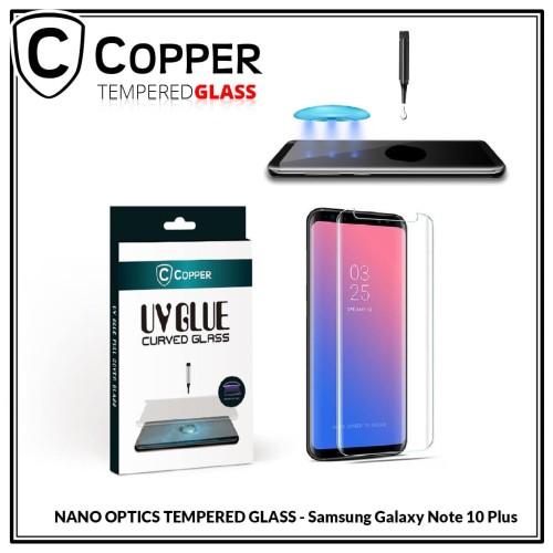 Foto Produk Samsung Galaxy Note 10 Plus - COPPER Nano UV Glue Tempered Glass dari Copper Indonesia