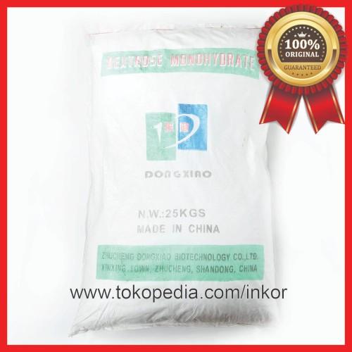 Foto Produk DONGXIAO DEXTROSE MONOHYDRATE GULA DINGIN 1KG dari Inko