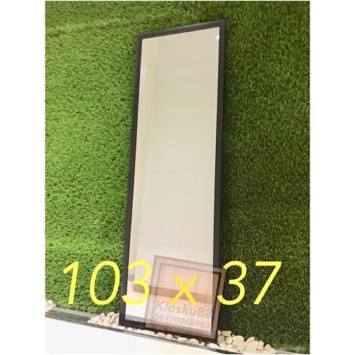 Foto Produk Cermin Gantung Besar Cermin Badan Cermin Gantung Dinding 103 x 37 dari kiosku88