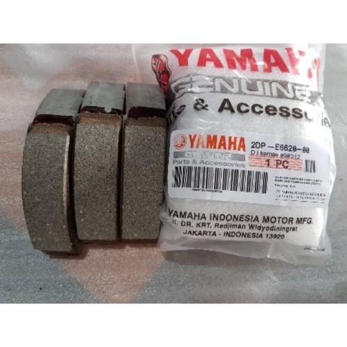 Foto Produk Kampas Ganda Nmax Original 2DP Only PNP Vario 150 Pcx Lokal ADV dari Lestari Motor 2