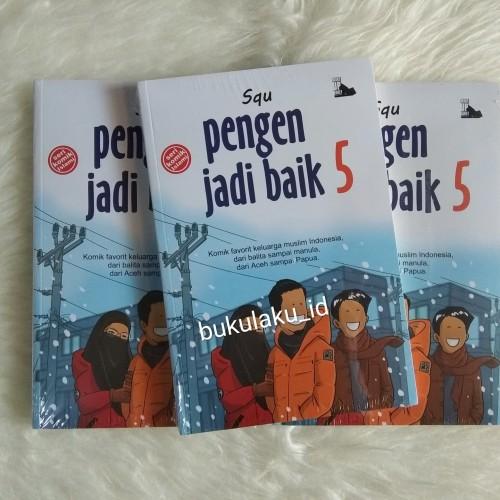 Foto Produk Komik Anak Islam Pengen Jadi Baik Jilid 5 dari bukulaku.id