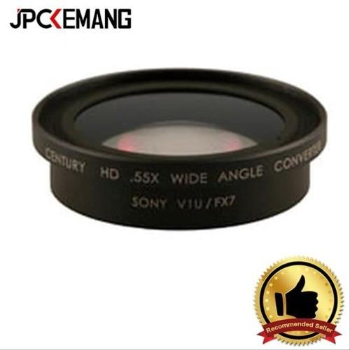Foto Produk Century Optics (0HD-55WA-SH6) Schneider 0.55X Wide Angle Adapt HD Sony dari JPCKemang