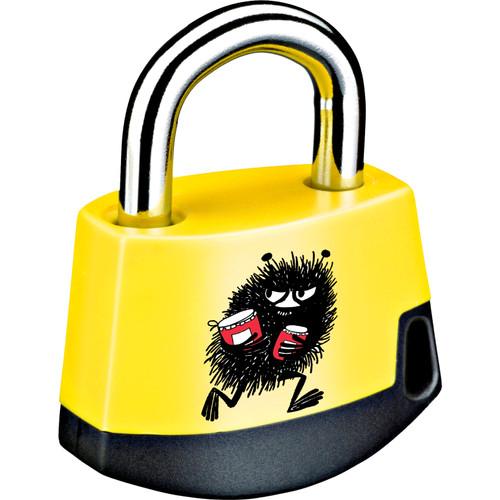 Foto Produk Padlock Yellow/black MOOMIN Stinky 411M7 dari Abloy Official Store