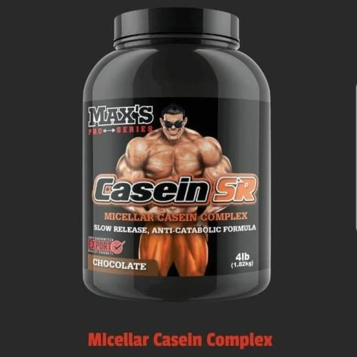 Foto Produk MAXS Casein SR 4lb Slow Realease Protein. dari FitnessAddict Suplemen