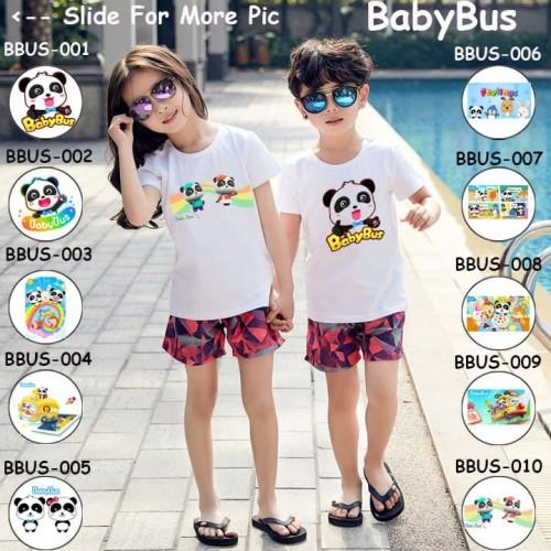 Foto Produk Kaos / Baju Anak BabyBus dari Little Orca