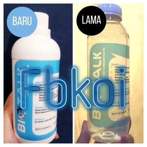 Foto Produk BIOTALK 500 ml obat ikan koi dari jepang dari Fbkoi
