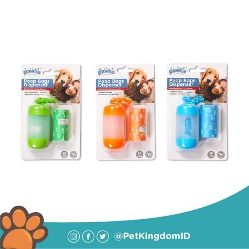 Foto Produk DOG POOP BAG DISPENSER 10X4.5CM dari Pet Kingdom